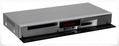 Panasonic DMR-BCT765EG silver