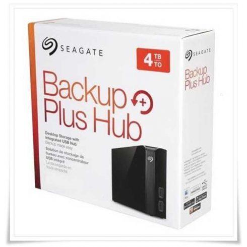 Seagate Backup Plus Hub 3.5 4TB USB 3.0 (STEL4000200)