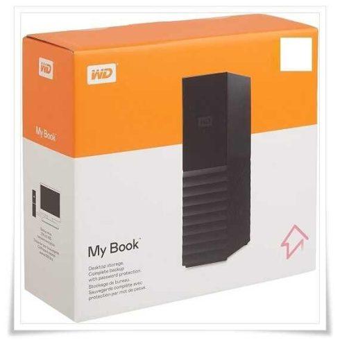 Western Digital WD My Book USB 3.0 4TB (WDBBGB0040HBK-EESN)