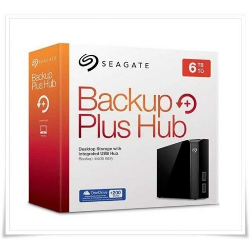 Seagate Backup Plus 3.5 6TB USB 3.0 STEL6000200